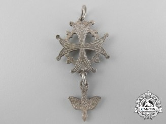 A Miniature French Order of the Holy Spirit