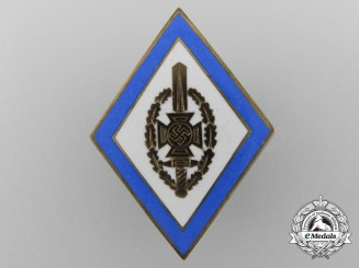An NSKOV (Veteran's Organization) Honor Badge