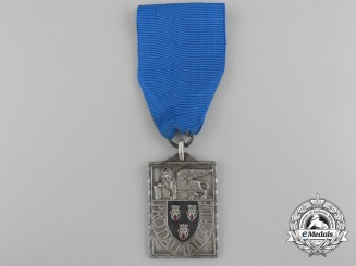 An Italian Second War Medal for Dalmatian/Croatian City of Split