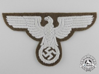 A Second War German State-Ministry for the Occupied Eastern Territories Tunic Eagle