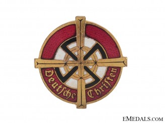 Badge of the German Christians