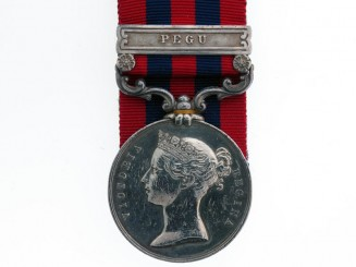 India Medal 1849-95,