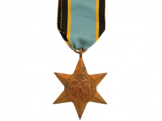WWII Air Crew Europe Star.