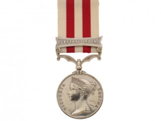 Indian Mutiny Medal 1857-59,