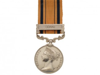 South Africa Medal 1877-79,