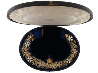 Collar, The Most Distinguished Order of