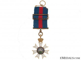 An Early Example of the Most Distinguished Order of St.Michael & St.George