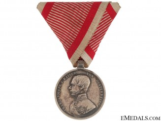 Bravery Medal - 2nd Class