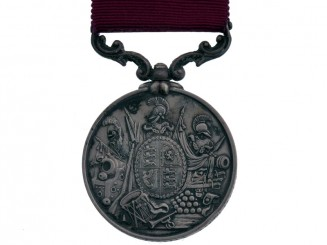 Army Long Service and Good Conduct Medal,