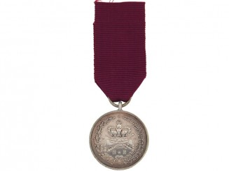New Zealand Long and Efficient Service Medal, 1887-1931