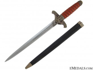 Bulgarian Army Officer Dagger – R. Klaas