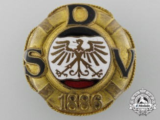 A German Imperial Swimming Federation (DSV) Badge
