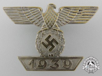 A Clasp to the Iron Cross First Class 1939 by Godet