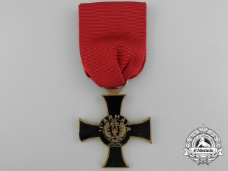 An Italian 11th Army Commemorative Cross