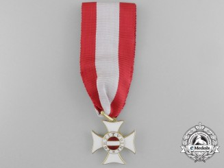 An Austrian Military Order of Maria Theresa in Gold by Rothe, Wien