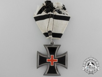 A Prussian Honor Cross for Ladies & Young Ladies 1870-71