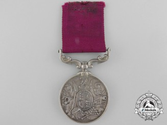 An Army Long Service & Good Conduct Medal