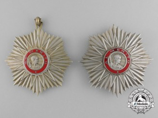 An Argentinean Order of May, Grand Cross Set