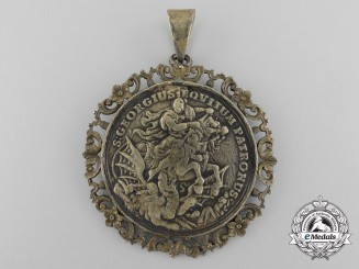 A British St.George's Society Medal