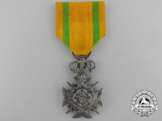 A Luxembourg Long Service Cross for 30 years