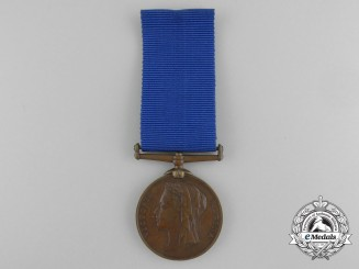 A Queen Victoria Jubilee Medal 1897 to Nursing Sister Mrs. A. Adams