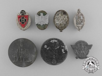 A Lot of Seven Pre-Second War German Awards and Badges