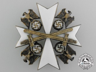 An Order of the German Eagle Second Class by Godet