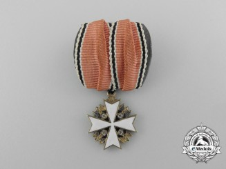 A Miniature German Eagle Order