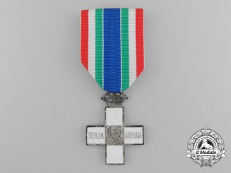 An Italian 3rd Army Commemorative Cross