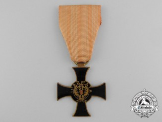 "A Second War Italian ""11th Armata"" Campaign Cross"