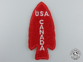 An American Made Second War 1st Special Forces Patch c.1943