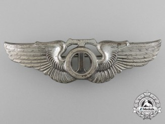 A Second War USAAF Issue Technical Observer Wing in Sterling