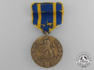 A 1936 Johnstown Flood National Guard Service Medal