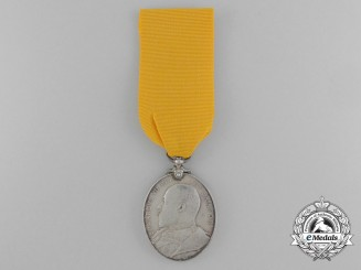 An Imperial Yeomanry Long Service & Good Conduct Medal