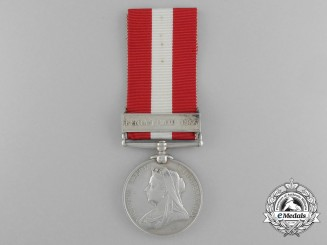 A Canada General Service Medal to the  Vienna I.Co