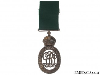Colonial Auxiliary Forces Decoration to Col. Rogers CMG. DSO. MC. ADC.