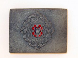 Unknown Buckle,