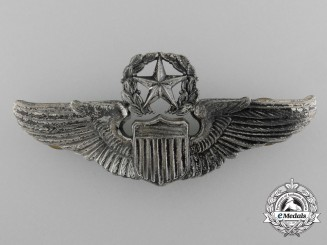 A Second War USAAF Command Pilot Wing in Sterling, by Meyer, NY