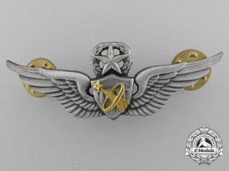 An American NASA – Army Master Astronaut's Wings