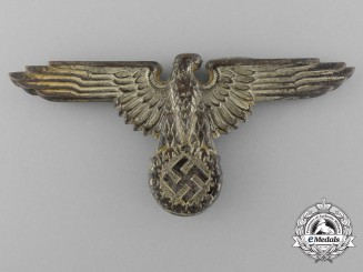 An SS Visor Cap Eagle by RZM 155/36
