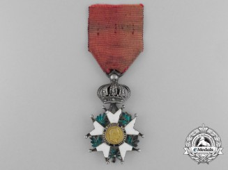 A French Legion D'Honneur; Second Empire (1852-1870)