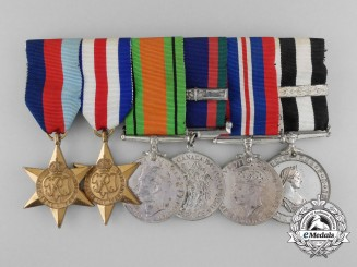 A Second War Order of St. John Group to Ambulance Member A.G. Drummond