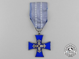 A Second War Finish Home Front Cross