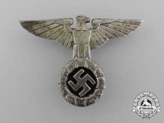 An NSDAP Political Cap Eagle; Early Pattern (1934)