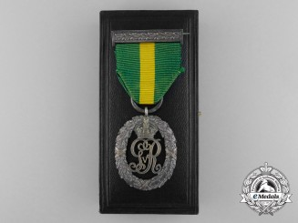 A 1920 Territorial Decoration with Case