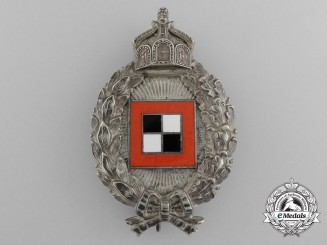 A First War Imperial German Prussian Observer's Badge