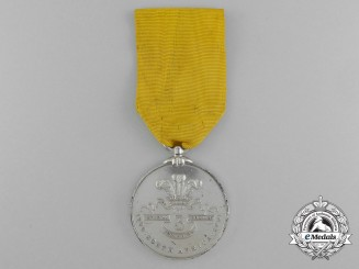 A Yorkshire Imperial Yeomanry Medal 1900-1901