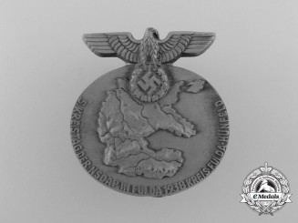 A 1938 5th NSDAP Fulda District Council Day Badge by Richard Siepe & Söhne