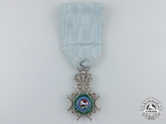 A Royal Guelphic Order; 4th Class Breast Badge