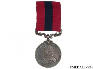 Distinguished Conduct Medal- R.G.A.